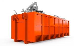 15 cubic metre Waste bins Auckland